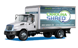 Carolina Shred Document Destruction Service in Charlotte